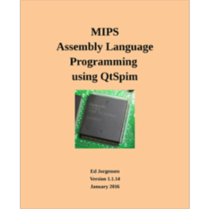 MIPS Assembly Language Programming Using QtSpim icon