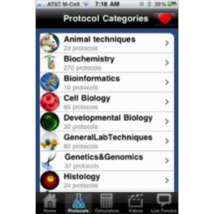 Protocolpedia App for iOS icon