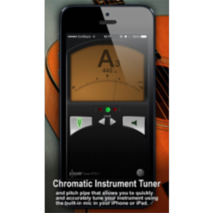 Tuner Lite App for iOS icon