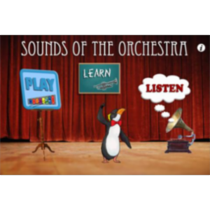 Sounds Of The Orchestra App for iOS icon