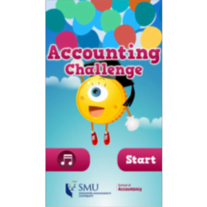 SMU Accounting Challenge App for iOS icon