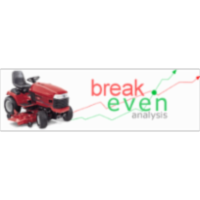 Break Even Analysis Simulation icon