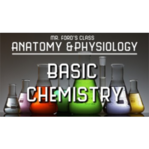 Basic Chemistry for Anatomy Students (w/exclusive videos) icon