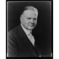 Herbert Hoover: excerpt from a 1932 campaign speech. icon