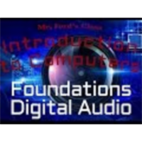 Digital Media (07:03): Foundations of Digital Audio icon
