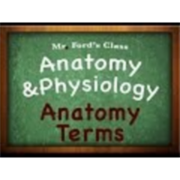 Introduction Anatomy Physiology (01:02): Anatomy Terms icon