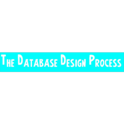 Case Study in Database Design icon