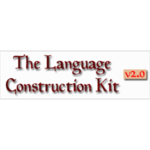 The Language Construction Kit icon