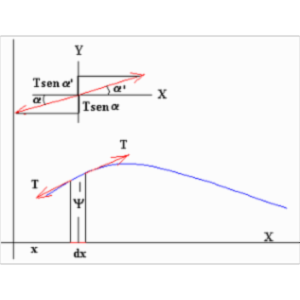Velocity of Propagation of a Transverse Wave icon