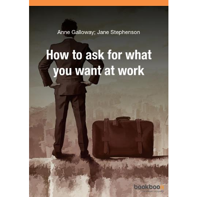 How to ask for what you want at work icon