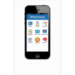 iPharmacy Pill ID & Drug Info App for Android icon