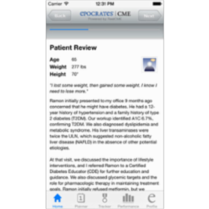 Epocrates CME App for iOS icon