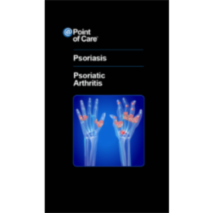 Psoriasis/Psoriatic Arthritis @Point of Care™ App for iOS icon