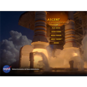 Ascent: Commemorating Shuttle App for iPad icon