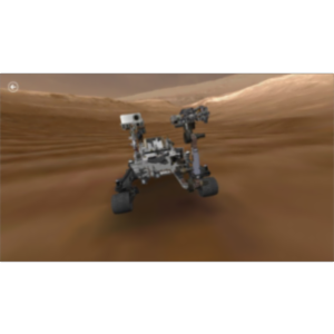 Mars Rover: Curiosity App for Windows Phone icon