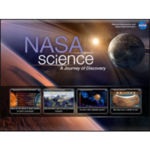 NASA Science: A Journey of Discovery App for iPad icon