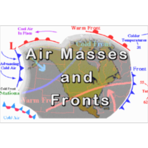 Air Masses and Fronts icon