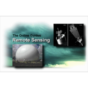 Remote Sensing (Radar and Satellites) icon