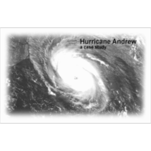 Case Study: Hurricane Andrew icon