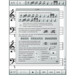 MelodyCom App for iPad icon
