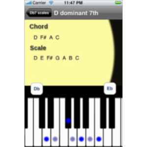 Jazz Buddy App for iOS icon