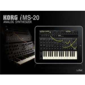 KORG iMS-20 App for iPad icon