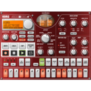 KORG iELECTRIBE App for iPad icon
