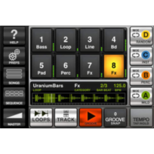 GrooveMaker FREE App for iOS icon