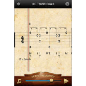 Blues & Rags App for iOS icon