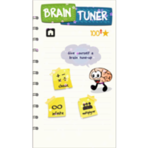 Brain Tuner Pro App for iOS icon