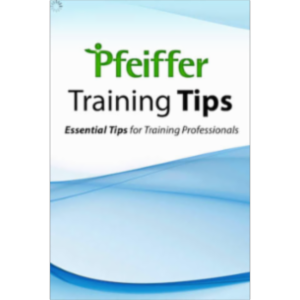 Pfeiffer Training Tips App for iOS icon
