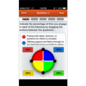 4-Player Model Mini-Assessment App for iOS icon