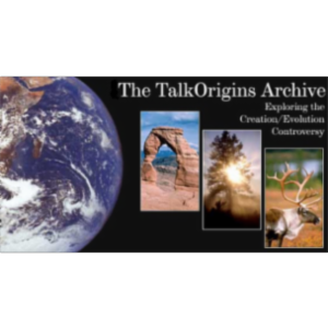 Talk.Origins Archive icon
