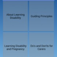 Learning Disability App for Android icon