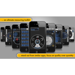 Multi Measures 2 - The all-in-1 measuring toolkit for iOS icon