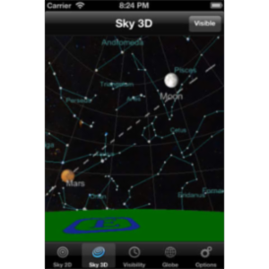 Planets App for iOS icon