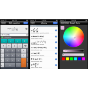 Quick Graph: Your Scientific Graphing Calculator App for iOS icon