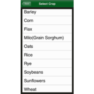 Dry Grain Calculator App for iOS icon
