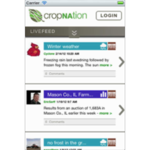 cropNAtion App for iOS icon