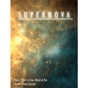 Supernova App for iPad icon