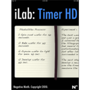 iLab: Timer HD App for iPad icon