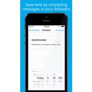 Hootsuite for Twitter & Social Media Scheduling App for iOS icon