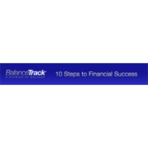 10 Steps to Financial Success icon