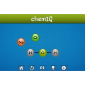 ChemIQ App for iOS icon