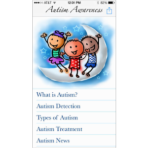 Autism Awareness App for iOS icon