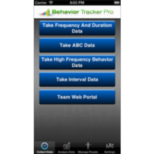 Behavior Tracker Pro App for iOS icon