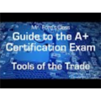 Computer Technician Tool's of the Trade: Guide to the A+ Certification Exam (01:04) icon
