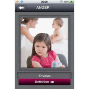 Emotion Cards App for iOS icon