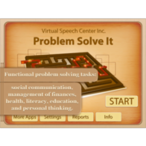 Problem Solve It App for iPad