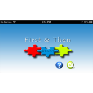 First & Then App for iOS icon